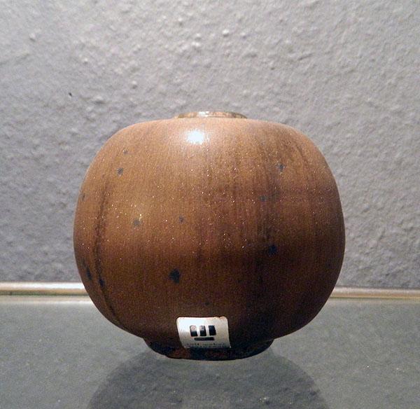 Rolf Weber, Vase, Kristallglasur