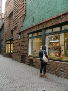Bremen Böttcherstrasse