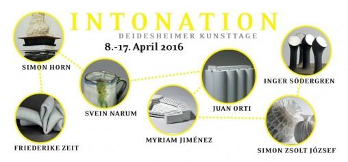 Intonation - Deidesheimer Kunsttage