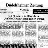 Düdelsheimer Zeitung